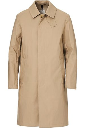 MACKINTOSH Manchester Car Coat Fawn