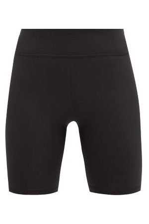 The Upside High-rise Stretch-jersey Cycling Shorts
