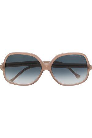 CUTLER & GROSS Eckige Sonnenbrille
