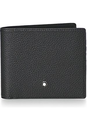 Mont Blanc MST Soft Grain Wallet 8cc Black