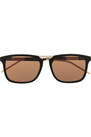Gucci Herren Sonnenbrillen - Brille mit eckigem Gestell