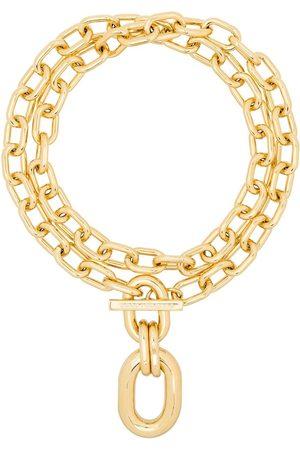 Paco rabanne Damen Halsketten - Gewickelte Halskette