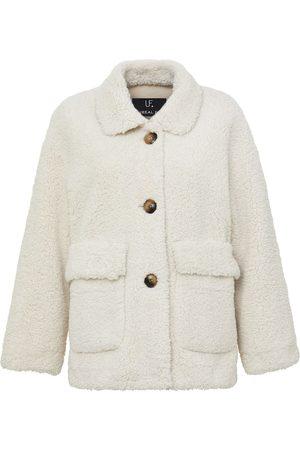 Unreal Fur Jacke mit Faux-Shearling