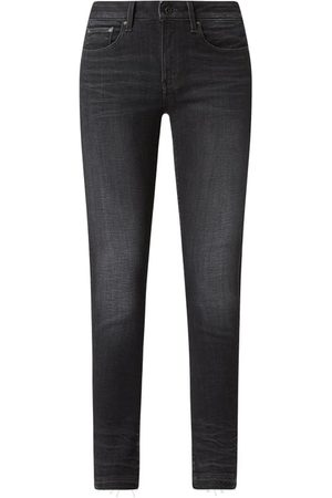 G-Star Mid Rise Skinny Fit Jeans mit Stretch-Anteil Modell '3301