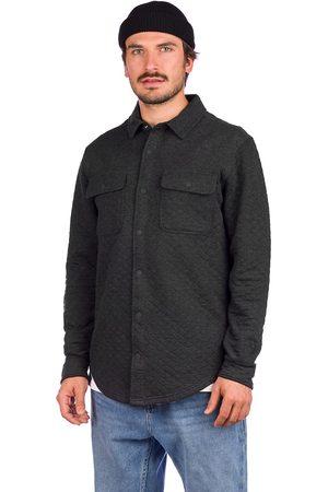 tentree Herren Freizeit - Colville Quilted Shirt