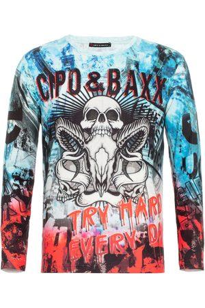 Cipo & Baxx Langarmshirt