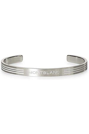 Mont Blanc Herren Armbänder - Bangle Steel Lacquer Bracelet