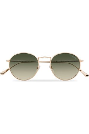 Tom Ford Ryan FT0649 Sunglasses Green