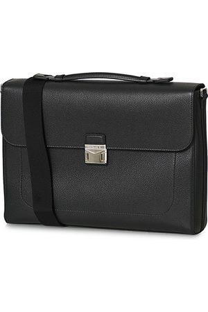 Mont Blanc Herren MST Soft Grain Single Briefcase Black