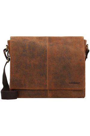 Greenburry Vintage Messenger 39 cm Laptopfach