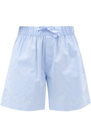 Tekla Organic-cotton Pyjama Shorts