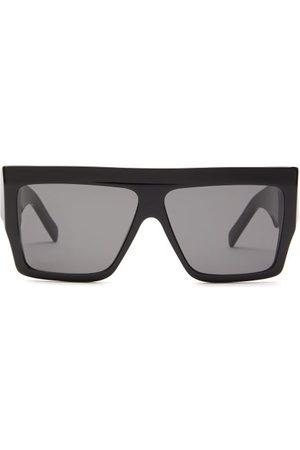 Céline Flat-top Acetate Sunglasses