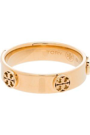 Tory Burch Damen Ringe - Ring mit Logos