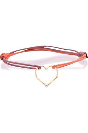 Aliita Armband Corazón Brillante aus 9kt Gold mit Diamant
