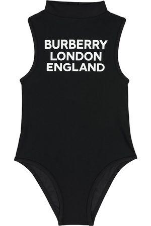 Burberry Bedruckter Badeanzug
