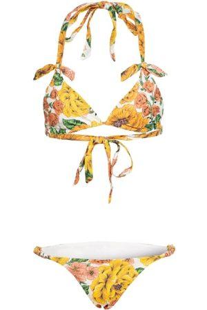 ZIMMERMANN Damen Bikinis - Triangel-Bikini Poppy