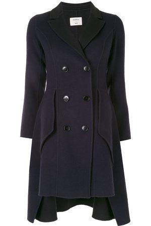 Onefifteen Damen Mäntel - Mantel mit abgerundetem Saum