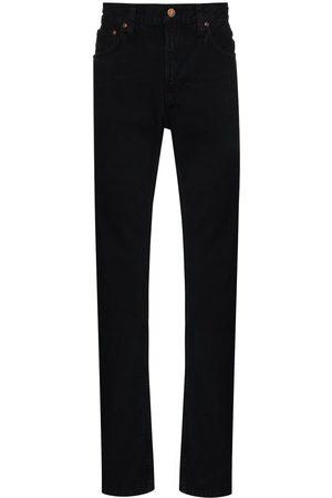 Nudie Jeans Herren Straight - Gerade 'Gritty Jackson' Jeans