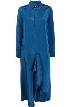 colville Damen Freizeitkleider - Langärmeliges Hemdkleid