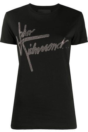 John Richmond T-Shirt mit Logo