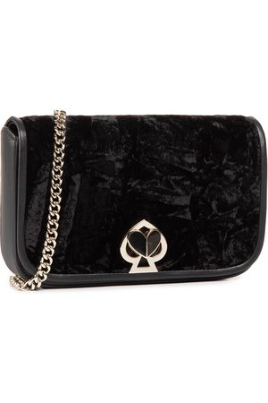 Kate Spade Chain Wallet PWR00265 Black 001