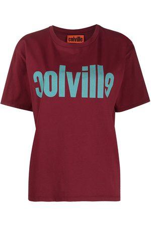 Colville T-Shirt mit Logo-Print