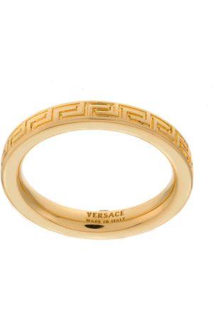 VERSACE Greek Key' Ring