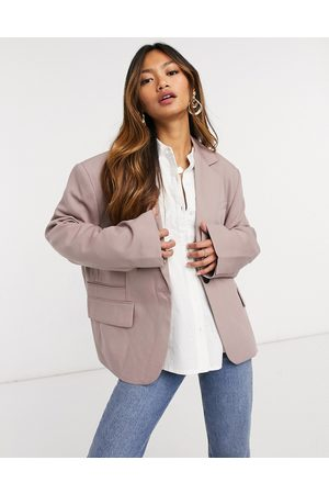 Weekday – Siri – Oversize-Outdoor-Blazer in