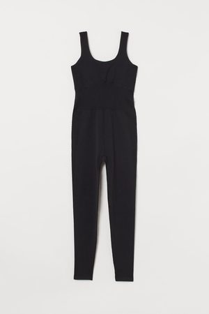 H&M Seamless Yoga-Jumpsuit