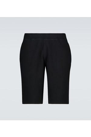 Sunspel Shorts aus Loopback-Baumwolle