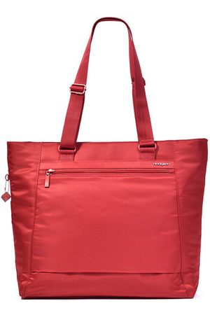 Hedgren Damen Handtaschen - Elvira Shopper Tasche RFID 44 cm Laptopfach, sun dried tomato