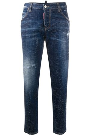 Dsquared2 Schmale Skinny-Jeans