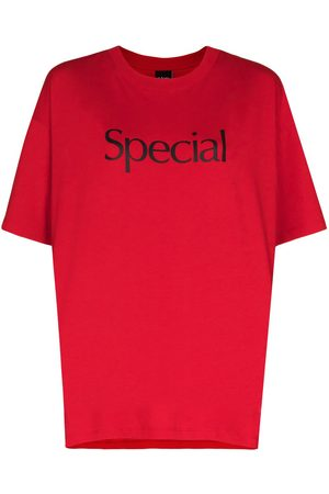 "More Joy T-Shirt mit ""Special""-Print"