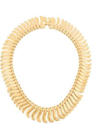 Susan Caplan Damen Halsketten - 1980s 'Napier' Halskette