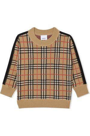 Burberry Pullover mit Streifen