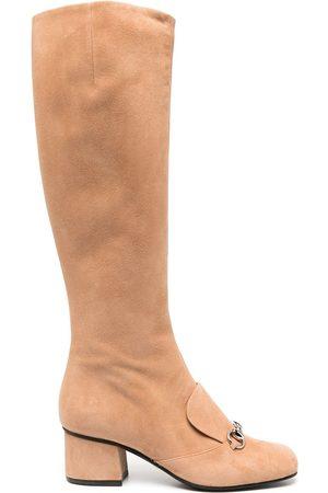 Gucci Damen Stiefeletten - Kniehohe Stiefel