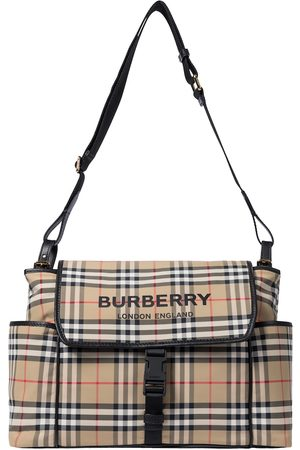Burberry Wickeltasche Vintage Check mit Wickelunterlage