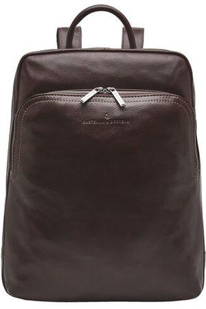 """Castelijn & Beerens Laptop-Rucksack 15,6"""", Mocca"""