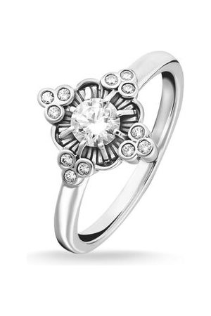 Thomas Sabo Ring Royalty Zirkonia weiß TR2221-643-14
