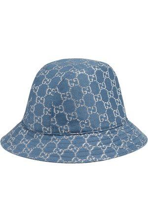 Gucci Damen Hüte - Fischerhut mit GG-Muster