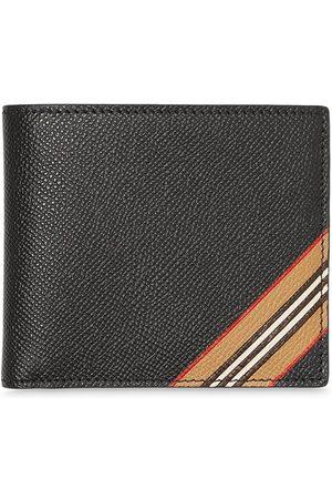 Burberry Portemonnaie mit Streifen
