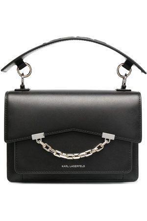 Karl Lagerfeld Damen Handtaschen - Handtasche mit Zierkette
