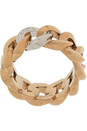VERSACE Medusa' Ring im Kettendesign