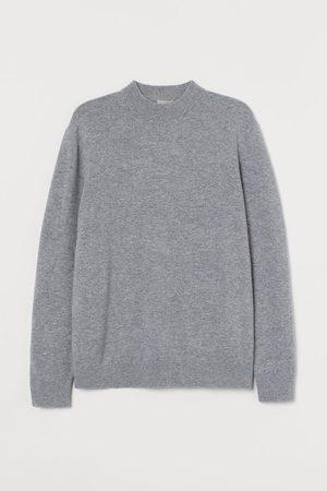 H&M Herren Strickpullover - Pullover aus Merinowolle
