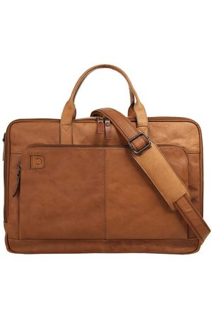 X-zone Notebooktasche, cognac
