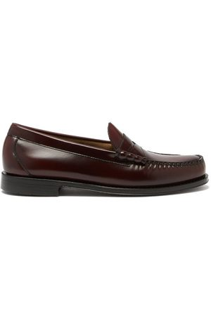 G.H. Bass & Co. Larson Weejun Leather Penny Loafers