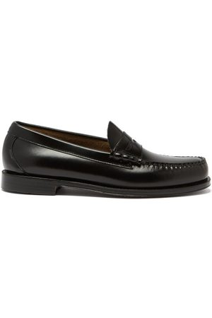 G.H. Bass Weejuns Larson Leather Penny Loafers