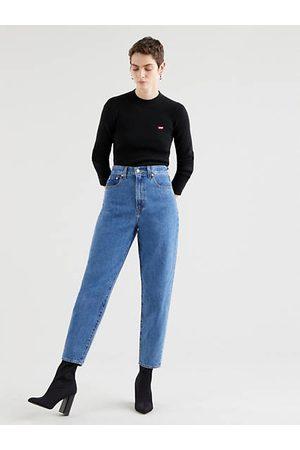 Levi's High Loose Taper Jeans - Medium Indigo / Medium Indigo