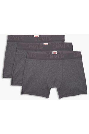 Levi's Herren Boxershorts - Premium Boxer Brief 3 Pack - /