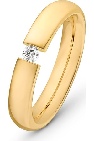 CHRIST Diamonds Damen-Damenring 1 Diamant